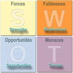 Udělejte SWOT analýzu 1.část