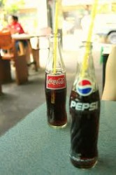 Experiment Pepsi-Cola vs. Coca-Cola